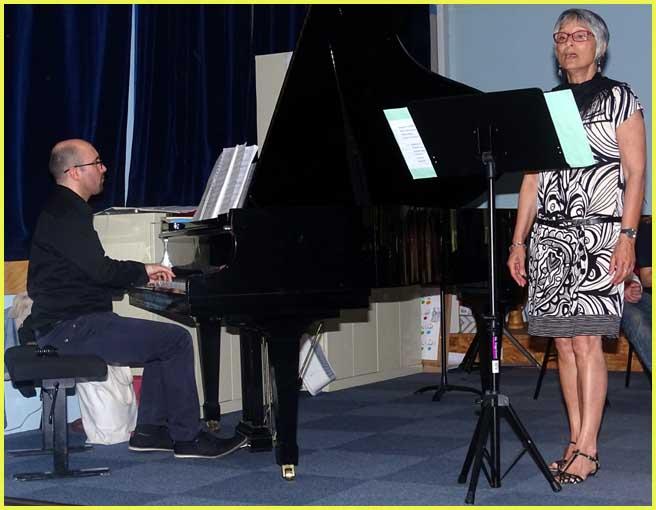 Une Classe De Chant Lyrique Est Ouverte Au Conservatoire